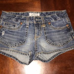 Areopostale denim short s 1/2